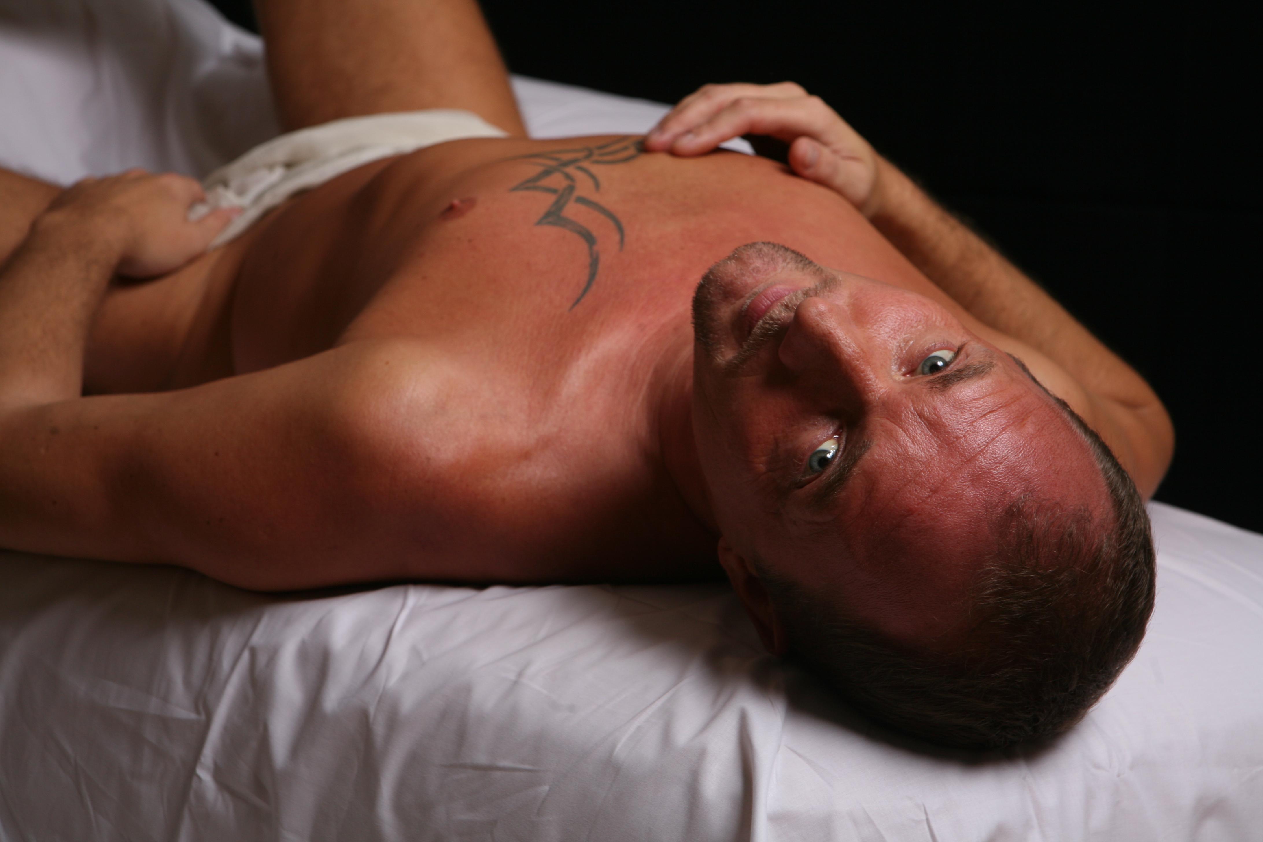 Erotische GanzköRper Massage